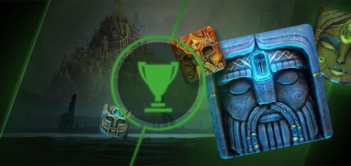 Unibet Asgardian Stones slotiturniir ja tasuta spinnid