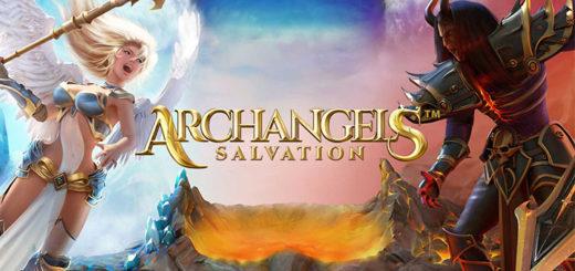 Archangels Salvation slotiturniirid Paf kasiinos