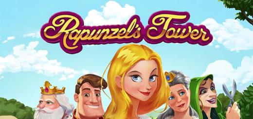 Rapunzel's Tower tasuta spinnid TonyBet kasiinos