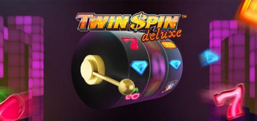 Twin Spin Deluxe nädalavahetuse tasuta spinnid Optibet kasiinos