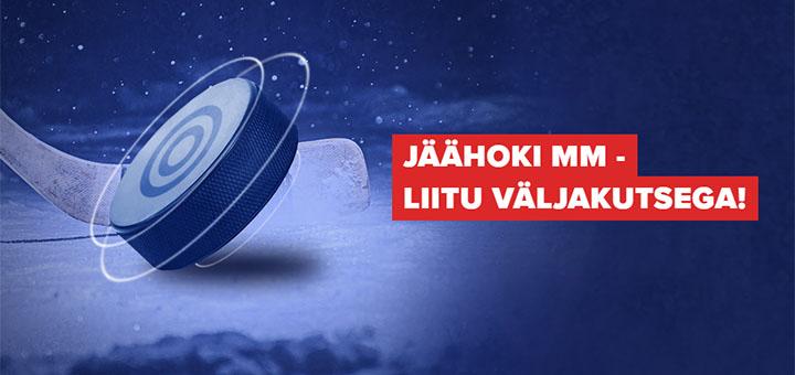 Jäähoki MM 2018 kalender - iga päev uued eripakkumised