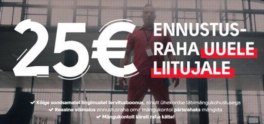 Jalgpalli MM 2018 tasuta spordiennustuse raha OlyBetis