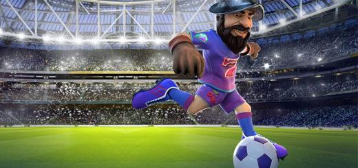 Jalgpalli MM Warm Up OlyBet kasiinos - kuni 3300 tasuta spinni