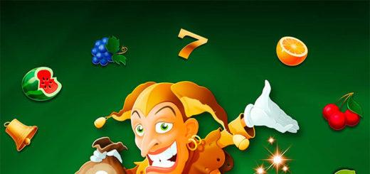 Paf Game Studio Golden Joker tasuta keerutused