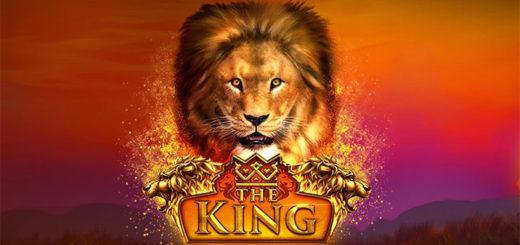 The King slotimängu esmaesitlus Optibet kasiinos - boonus ja 3x VIP-punktid