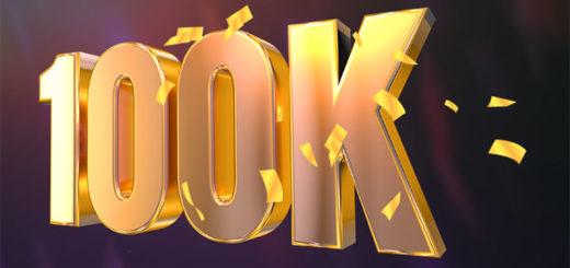 Coolbet 100k milestone - uuele kliendile tasuta panus ja tasuta spinnid
