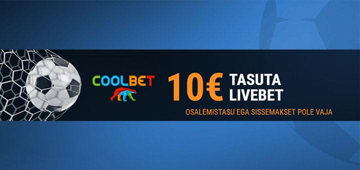 Coolbet Jalgpalli MM viktoriin - võida iga päev tasuta panus
