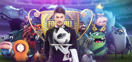 TonyBet kasiinos Jalgpalli MM ajal iga päev tasuta spinnid