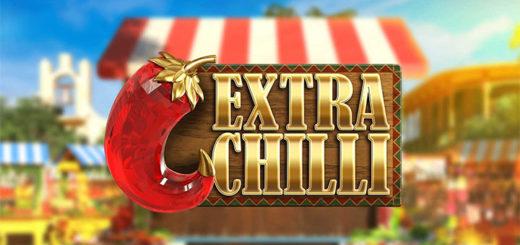 Extra Chilli slotimängus igapäevane rahaloos