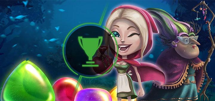 Fairytale Legends slotiturniir