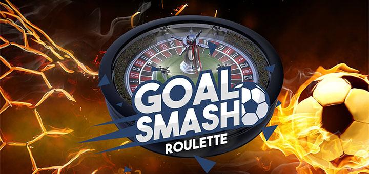 Goal Smash rulett Pafis - iga päev tasuta €5 ja suur rahaloos