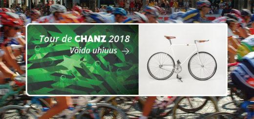 Tour De Chanz 2018 - võida uhiuus jalgratas