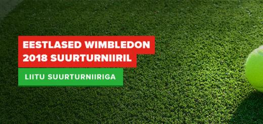 Wimbledon 2018 tenniseturniiri eripakkumised Optibetis