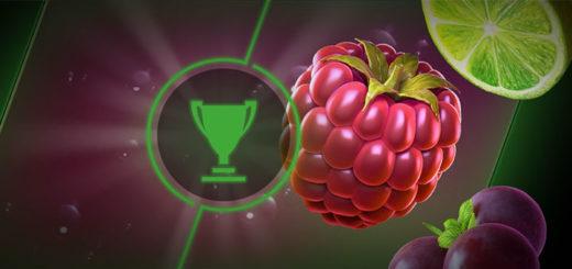 Berryburst Max slotiturniir Unibet kasiinos