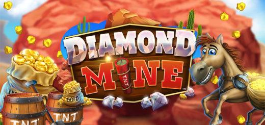 Diamond Mine rahaloosid Paf kasiinos
