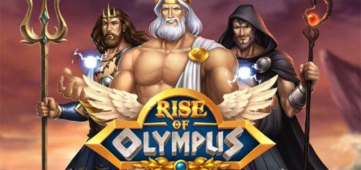 Rise of Olympus tasuta keerutused ja rahaloos