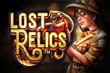 Tasuta kasiinomängud - Lost Relics