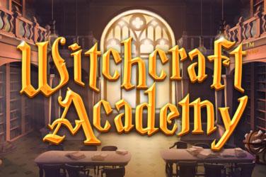 Tasuta kasiinomängud - Witchcraft Academy