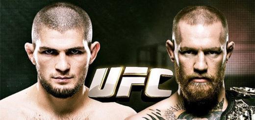 Conor McGregor vs Khabib Nurmagomedov UFC 229 matši ülevaade