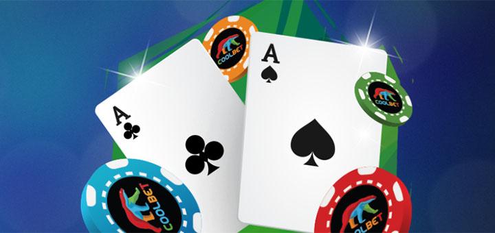Coolbet pokker freeroll - €250 väärtuses tasuta UCOP turniiripileteid
