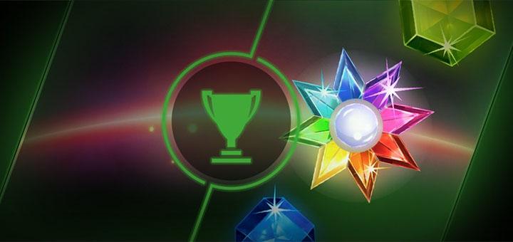 Legendaarsete slotimängude turniir Unibet kasiinos