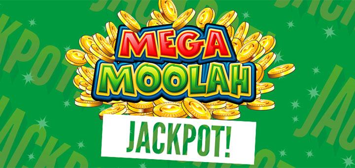Mega Moolah Jackpot - 25-sendise panusega miljonäriks