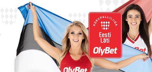 OlyBet Eesti-Läti korvpalliliiga ennustus ja riskivabad panused