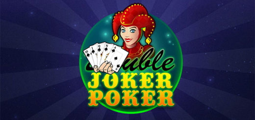 Paf Double Joker Poker videopokkeris tasuta spinnid