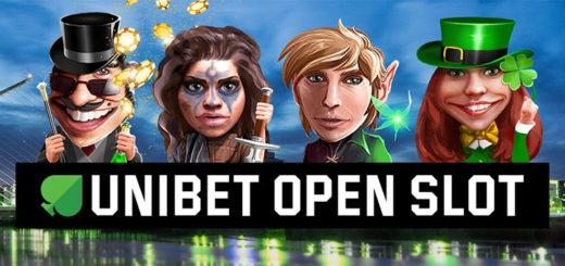 Unibet Open Slot (mänguautomaat) - tasuta keerutused ja võimalus võita Unibet Open Londoni pakett