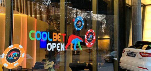 Coolbet Open 2018 live ülekanne ja tasuta auhinnamängud