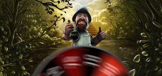 Gonzo's Quest nädalavahetuse tasuta spinnide õnneratas Paf kasiinos