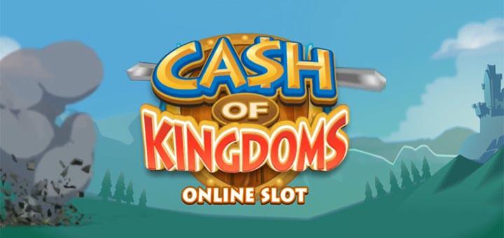 Kingswin kasiinos igal neljapäeval Cash of Kingdoms tasuta spinnid
