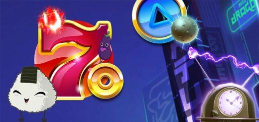Optibet kasiinos uued No Limit City mängud koos boonuse ja 4x Optibet VIP punktidega