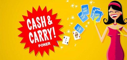 Paf Cash & Carry videopokker ja tasuta mängud