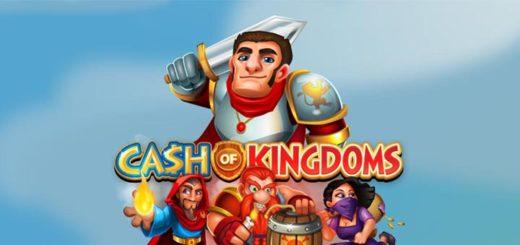 Paf kasiinos iga päev Cash of Kingdom rahaloos