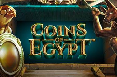Tasuta kasiinomängud - mängi tasuta slotimängu Coins of Egypt