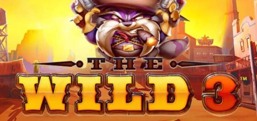 The Wild 3 slotiturniir Unibet kasiinos