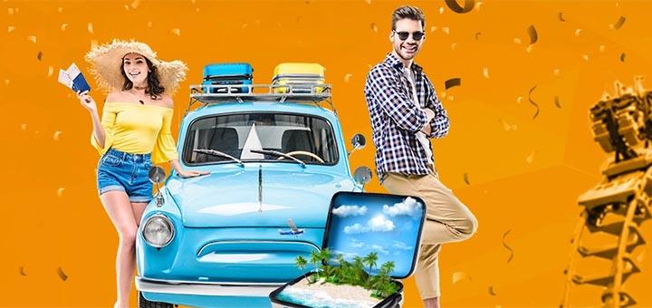 Võida unistuste reis kahele, iPhone X või kuni 100 eurot pärisraha