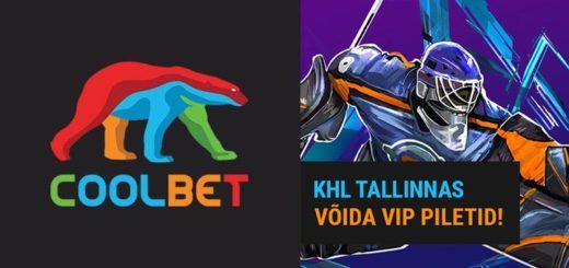 Võida VIP piletid Helsinki Jokerit vs Moskva Spartak jäähoki matšile Tallinnas