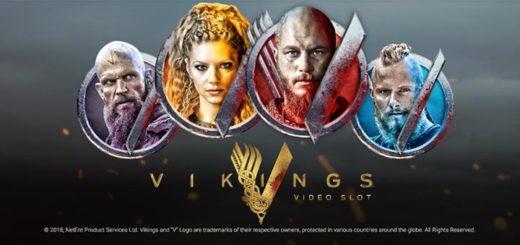 Mängi OlyBet kasiino uut slotimängu Vikings ja saa kuni €2500 pärisraha