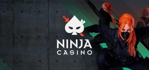 Ninja Casino Eesti - live kasiino Blackjack kampaania