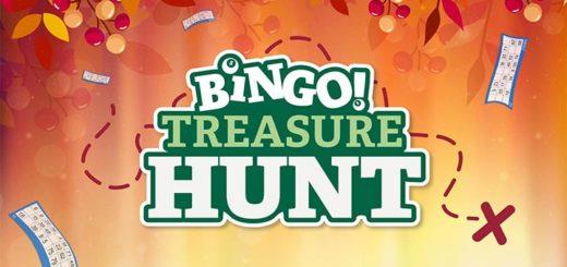 Paf Bingo aardejaht - kingituseks tasuta bingopiletid ja kraapekaardid