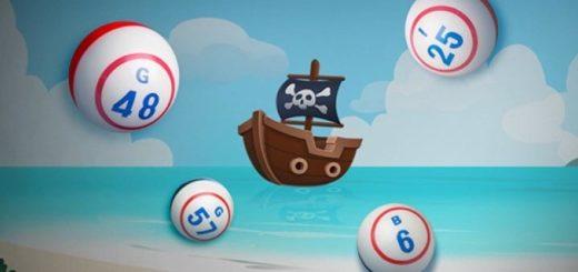 Unibet bingo uus minimäng Poe's Treasure ja tasuta kraapekaardid