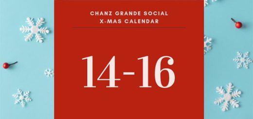 Chanz jõulukalender 2018 - boonuskoodi kasutamisel saad tasuta spinnid ja osaled mängukonsooli loosis