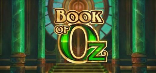 Kingswin kasiino aastalõpu tasuta spinnid mängus Book of Oz