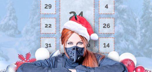 Ninja Casino Eesti jõulukalender 2018 - iga päev tasuta spinnid või boonused