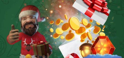 Optibet kasiino jõuluturniir 2018 auhinnafondis on 12 000 eurot sularaha