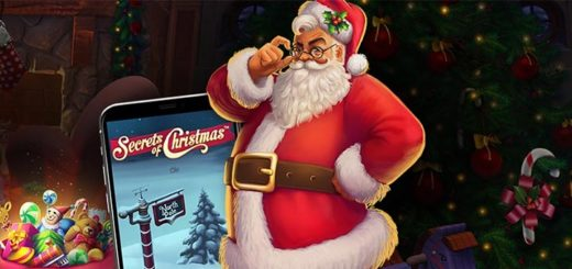 Optibet kasiinos ootavad sind jõulumängus Secrets of Christmas tasuta superspinnid