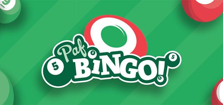 Paf mänguportaalis uus online bingomäng Paf Bingo