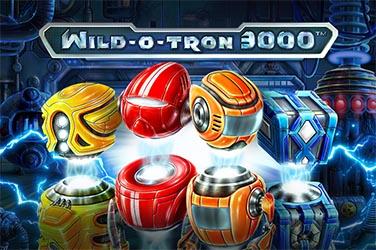 Tasuta kasiino slotimäng Wild-O-Tron 3000 - mängi täiesti tasuta